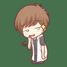 Centilia's Boyfriend : Raei sticker #12071197