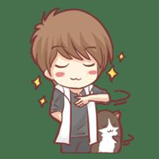 Centilia's Boyfriend : Raei sticker #12071202