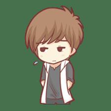 Centilia's Boyfriend : Raei sticker #12071204