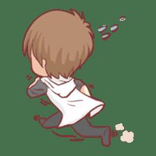 Centilia's Boyfriend : Raei sticker #12071210
