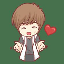 Centilia's Boyfriend : Raei sticker #12071212