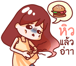 Lamoonlamai sticker #12077747