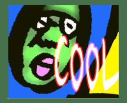 (ENGLISH VERSION) DYNAMIC ADDICTIVE FACE sticker #12084992