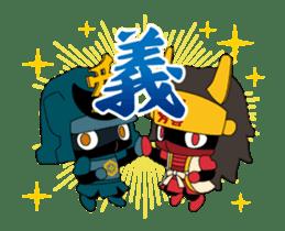 Movin Ishida Mitsunari sticker #12085844