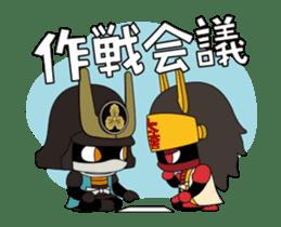 Movin Ishida Mitsunari sticker #12085851