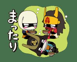 Movin Ishida Mitsunari sticker #12085855