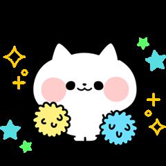 Honorific Omochi Cat
