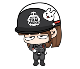 You are under arrest + sticker #12091281