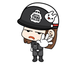 You are under arrest + sticker #12091286