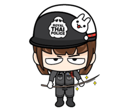 You are under arrest + sticker #12091293