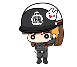 You are under arrest + sticker #12091295