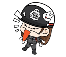 You are under arrest + sticker #12091297