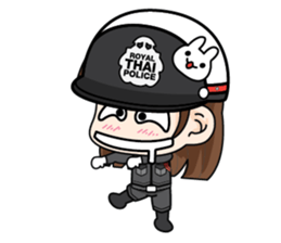 You are under arrest + sticker #12091315