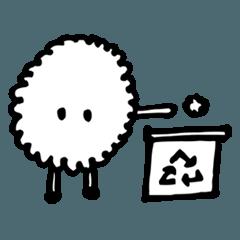 Recyclist Ball