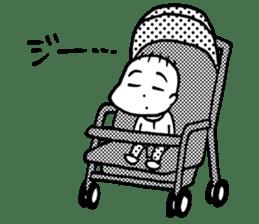 Oh My Child sticker #12110567