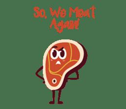 Food Puns! sticker #12117164