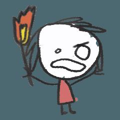 Ugly doodles