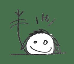 Ugly doodles sticker #12121906