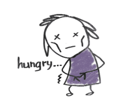 Ugly doodles sticker #12121919