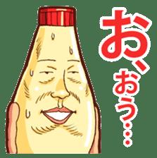 Mayonnaise Man 12 sticker #12130222