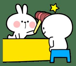 Spoiled Rabbit 6 sticker #12131017
