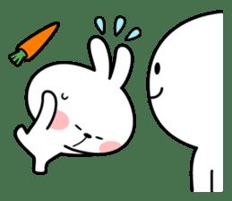 Spoiled Rabbit 6 sticker #12131023