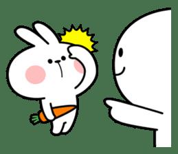 Spoiled Rabbit 6 sticker #12131024