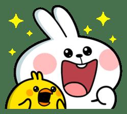 Spoiled Rabbit 6 sticker #12131026