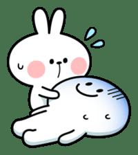 Spoiled Rabbit 6 sticker #12131036