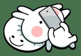 Spoiled Rabbit 6 sticker #12131037