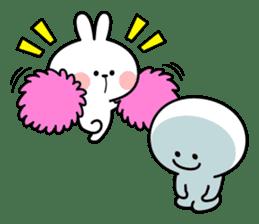 Spoiled Rabbit 6 sticker #12131038