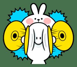 Spoiled Rabbit 6 sticker #12131039