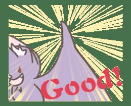 Hello!I'm bat! sticker #12131935