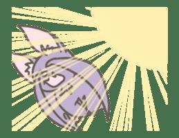 Hello!I'm bat! sticker #12131939