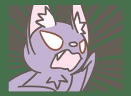 Hello!I'm bat! sticker #12131945