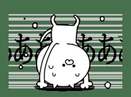 Hyper cat Animation sticker #12132160