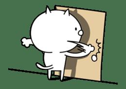 Hyper cat Animation sticker #12132169