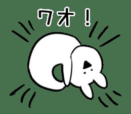 Extremely Rabbit vol.2 sticker #12149261