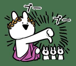 Extremely Rabbit vol.2 sticker #12149268