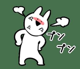 Extremely Rabbit vol.2 sticker #12149279