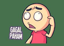 Anak Yimyam: Animated Sticker sticker #12150270