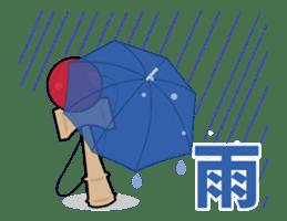 Kendama Animation Sticker sticker #12151272