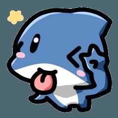 Shark's expressions NO.3