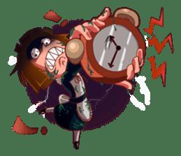 Scarehunter Maid sticker #12156554