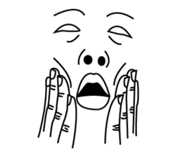 Ugly Face Man 2 : Super UGLY ! sticker #12157679