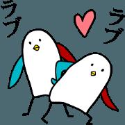 สติ๊กเกอร์ไลน์ Animation of Mr.TORINOSUKE