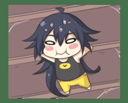 Chibi Lily & Marigold Animated sticker #12157873
