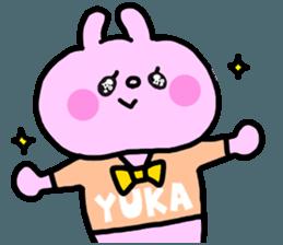 YUKACHAN sticker sticker #12159374