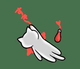 parfait Cat Sticker 2 ~HEART~ sticker #12159579