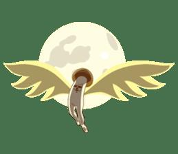 Mr.mushroom 2 ! sticker #12160110